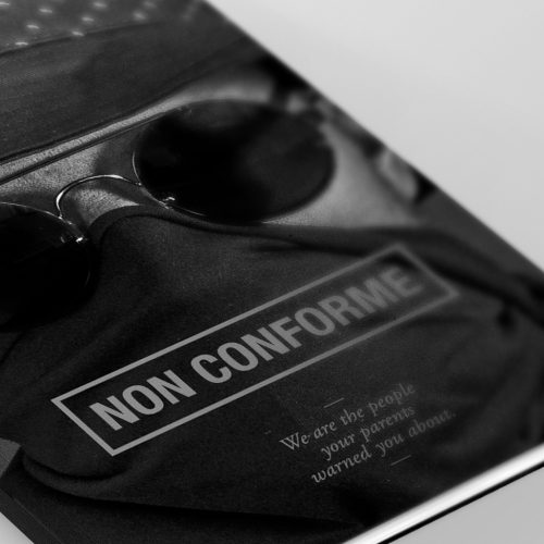 "Look book ""non conforme"""